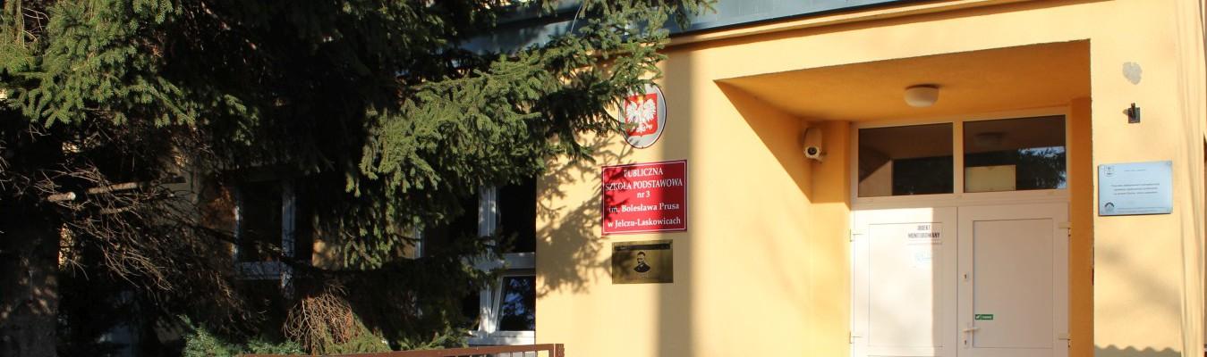 PSP nr 3 w Jelczu-Laskowicach ul. B. Prusa